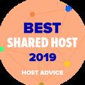 Givet til firmaer, der er på top-10-listen over bedste delt hosting.