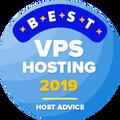 Givet til firmaer på Top-10-listen over den bedste vps-hostingkategori.